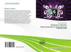 Capa do livro de Emperor Rosko