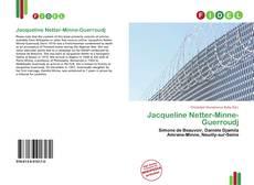 Copertina di Jacqueline Netter-Minne-Guerroudj