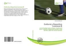 Portada del libro de Cultural y Deportiva Leonesa B