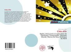 Bookcover of Cités d'Or