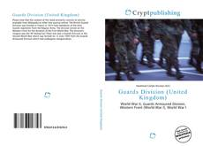 Copertina di Guards Division (United Kingdom)