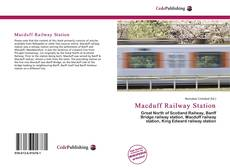 Bookcover of Macduff Railway Station