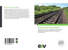 Capa do livro de British Rail Class D20/2