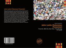 Couverture de John Leslie (Television Presenter)