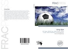 Bookcover of Jong Ajax