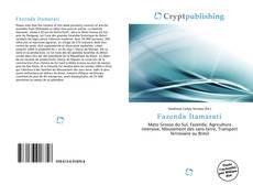 Fazenda Itamarati kitap kapağı