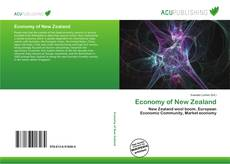 Bookcover of Economy of New Zealand