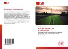 Bookcover of British Stock Car Association