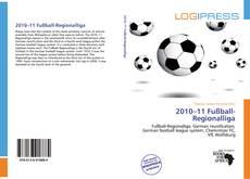 Borítókép a  2010–11 Fußball-Regionalliga - hoz