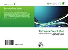 Bookcover of Bunnerong Power Station