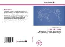 Bookcover of Khalid Duran
