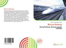 Capa do livro de Murom Railway