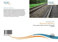 Capa do livro de Dinorwic Railway