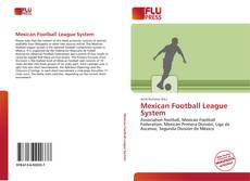 Capa do livro de Mexican Football League System