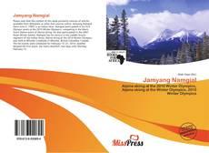 Jamyang Namgial kitap kapağı