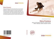 Elena Prosteva kitap kapağı