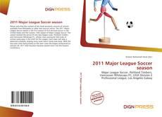 2011 Major League Soccer season的封面