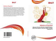 Bookcover of Atlético Español