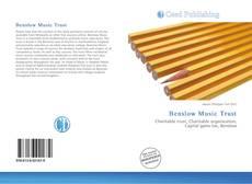 Borítókép a  Benslow Music Trust - hoz