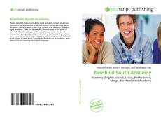 Bookcover of Barnfield South Academy