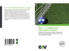 Capa do livro de 2011–12 CONCACAF Champions League