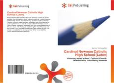 Bookcover of Cardinal Newman Catholic High School (Luton)