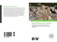 Bookcover of Villa Romaine du Casale