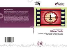 Billy De Wolfe kitap kapağı