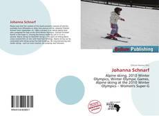Bookcover of Johanna Schnarf