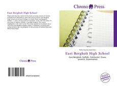 Buchcover von East Bergholt High School