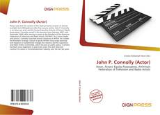 Portada del libro de John P. Connolly (Actor)