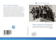 Couverture de James Caldwell (Clergyman)
