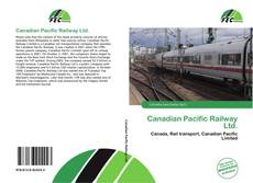Bookcover of Canadian Pacific Railway Ltd.