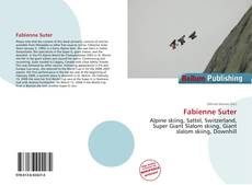 Bookcover of Fabienne Suter