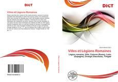 Обложка Villes et Légions Romaines
