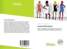 Buchcover von Jaime Winstone