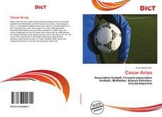 Bookcover of Cesar Arias