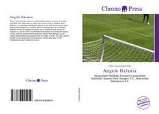 Buchcover von Angelo Balanta