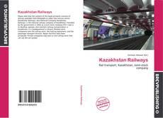 Portada del libro de Kazakhstan Railways