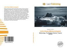 John Hope (Meteorologist)的封面