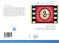 Lauren Cohan kitap kapağı
