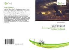 Couverture de Gary England