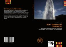 Bookcover of 2011 Eruption of Grímsvötn
