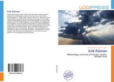 Capa do livro de Erik Palmén
