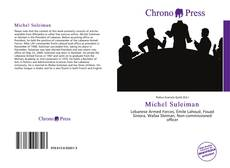 Capa do livro de Michel Suleiman