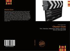 Portada del libro de Chester Clute