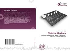 Обложка Christine Clayburg