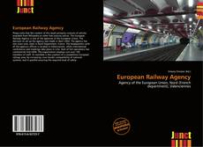Bookcover of European Railway Agency