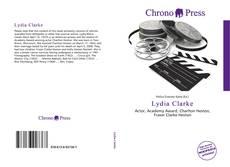 Portada del libro de Lydia Clarke