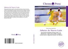 Portada del libro de Jabatos de Nuevo León